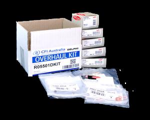 CFI Australia Delphi Fuel Injector Overhaul Kit