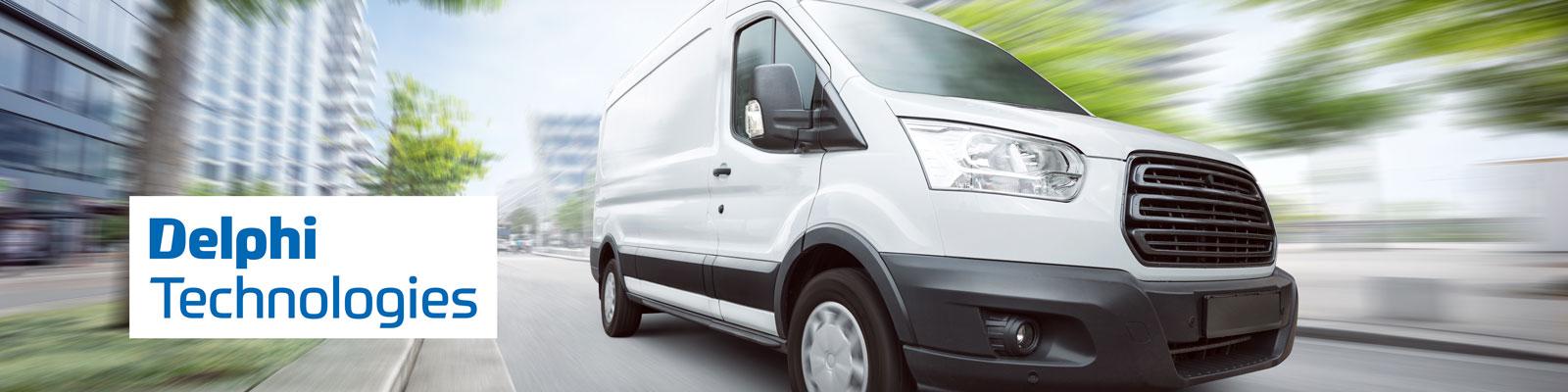 Delphi Fuel Injectors and Pumps for Diesel Cars Vans and Trucks